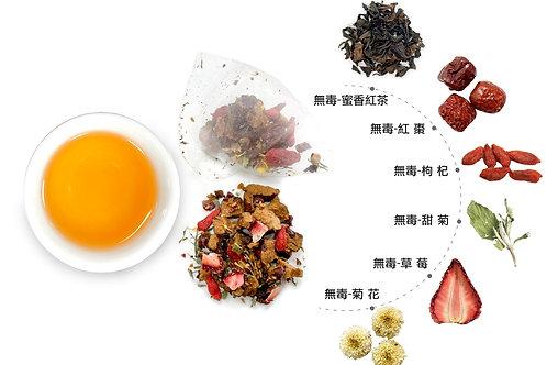 棗杞潤顏茶