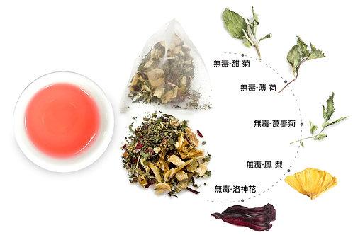 旺來洛神茶