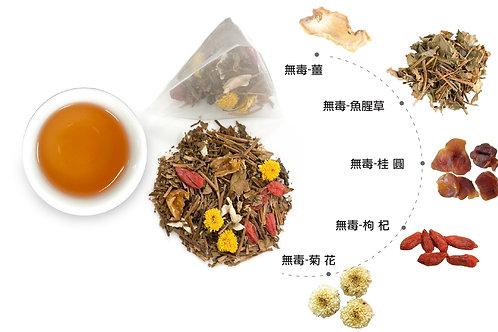 枸杞魚腥草茶