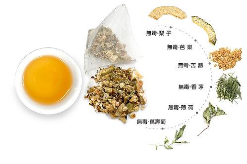 苦蕎香草茶