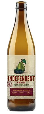 Blackberry DAnjou Perry Bottle Independe