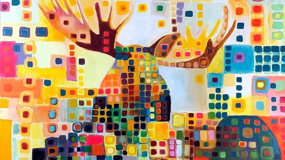 Luminous Moose ORIGINAL