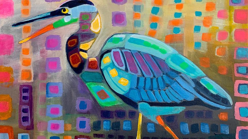 2020 Blue Heron
