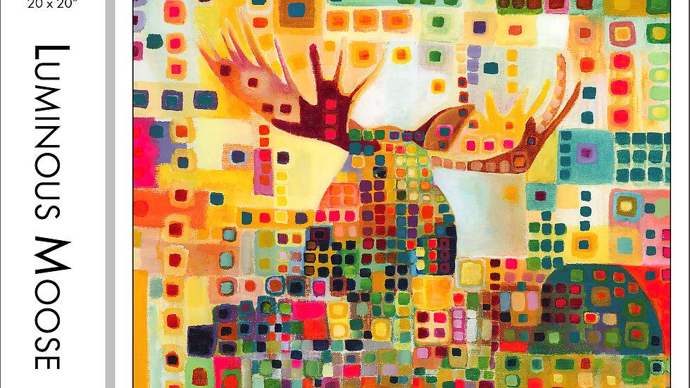 Luminous Moose Puzzle