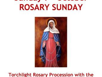 Diocesan Torchlight Procession