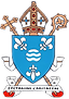 Diocese of Motherwell Coat of Arms (tran