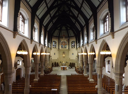 Our Lady of Good Aid Cathedral | Cathedral Church of the Roman Catholic Diocese of Motherwell