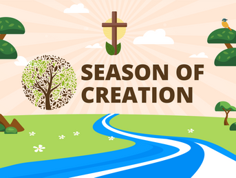 Celebrating the Season of Creation