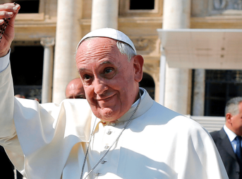Pope Francis encourages faithful to rediscover the Rosary this May