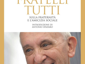 Pope Francis launches new Encyclical 'Fratelli Tutti' on Feast of St Francis of Assisi