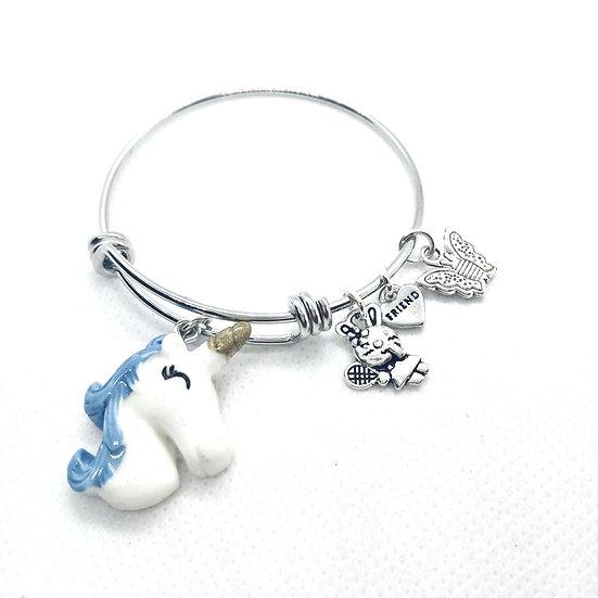 unicorn bangle
