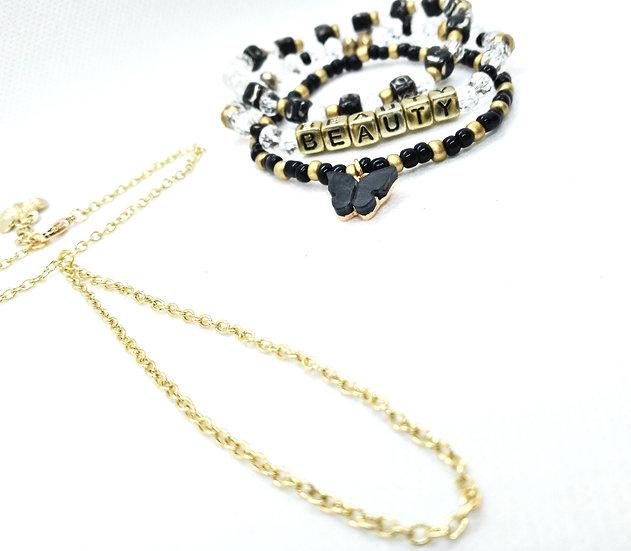 Beauty  Hand chain set