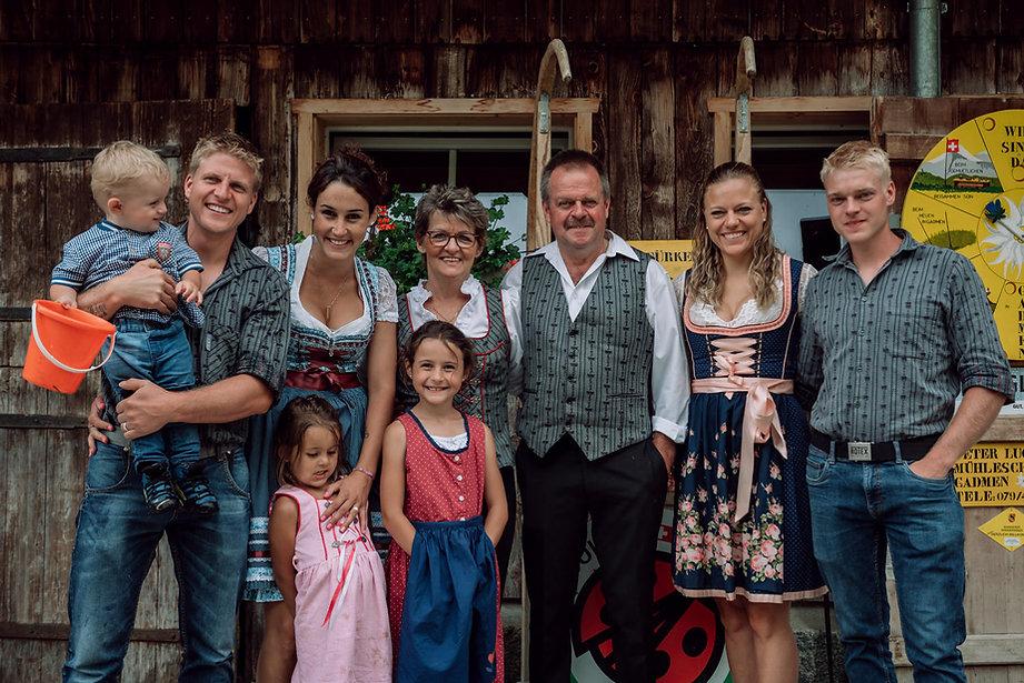 Familie Luchs