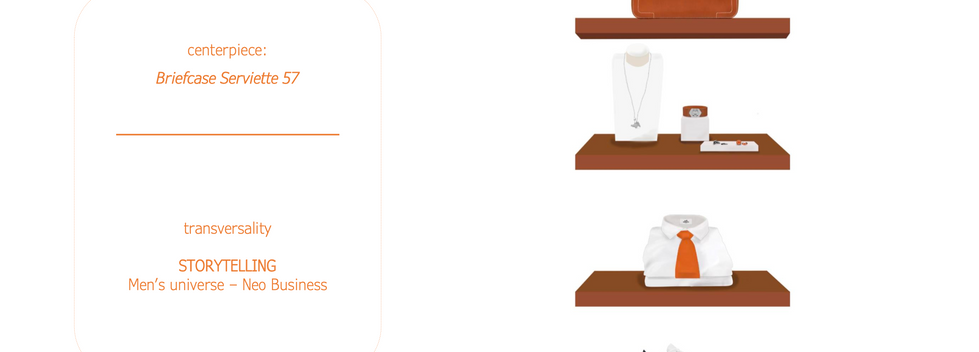 Hermès International 2020 - Chargée de visual merchandising