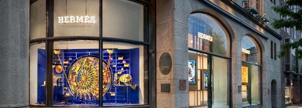 Hermès International 2020 - Chef de projet décors de magasin