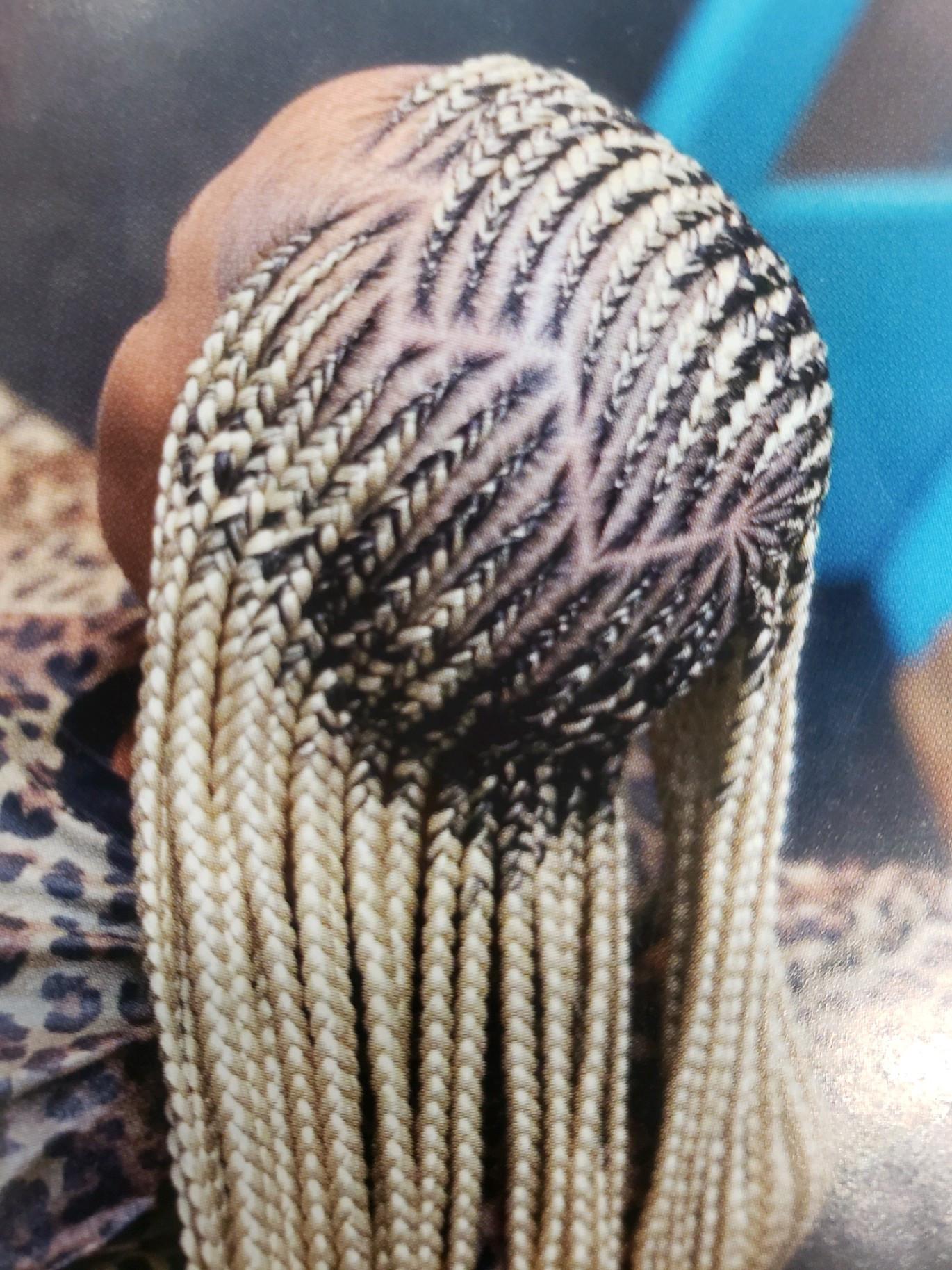 Lemonade braids large