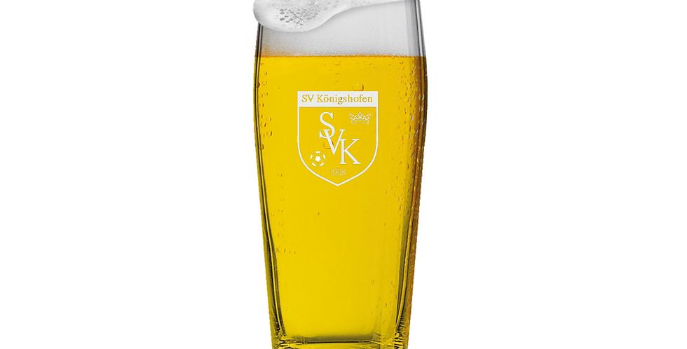 SV Königshofen Bierglas