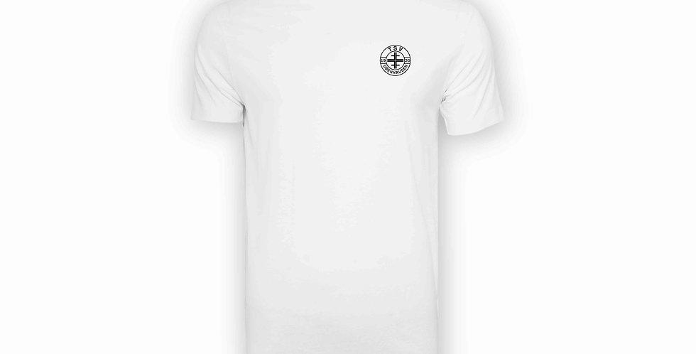 T-Shirt TSV Obenhausen Basic Unisex weiß