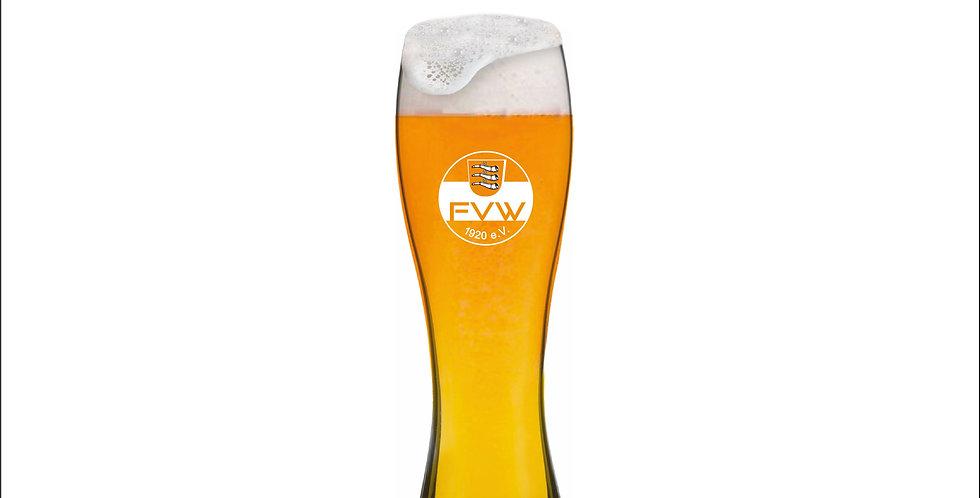 FV Weißenhorn Weizenglas