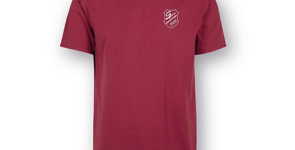 SV Oberdischingen T-Shirt Unisex Schriftzug