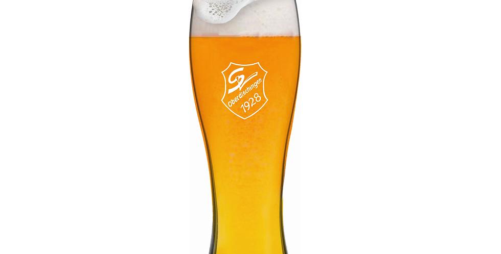 SV Oberdischingen Weizenglas