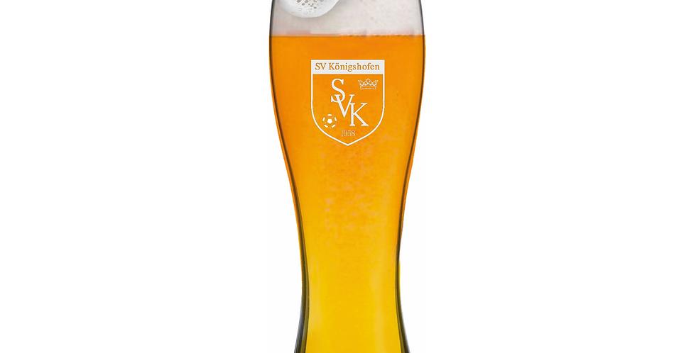 SV Königshofen Weizenglas