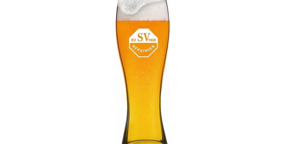 SV Nersingen 0,5L Weizenglas