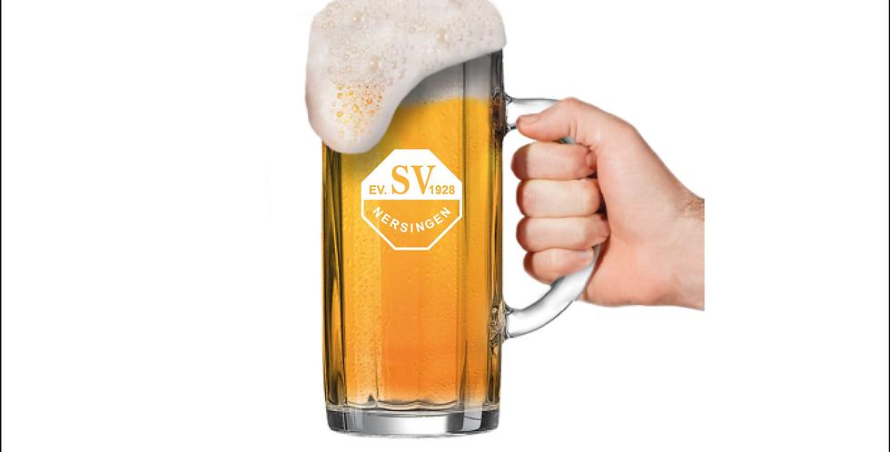 SV Nersingen 0,5L Bierkrug