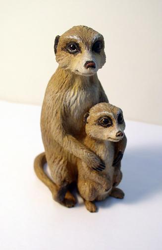Meerkats toy