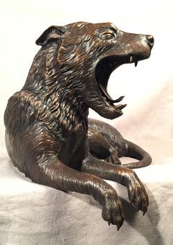 Triisodon, Smithsonian bronze
