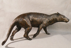 Tetraclaenodon, Smithsonian bronze