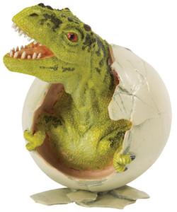 T-rex hatchling toy