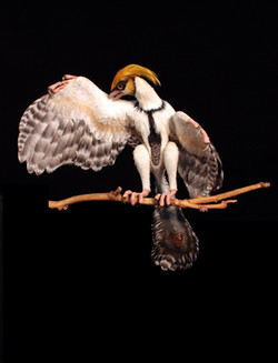 Archaeopteryx reconstruction