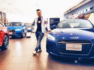 台灣最大AUDI經銷商