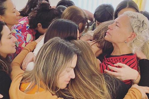 Taller intensivo de mujeres en Madrid - Junio