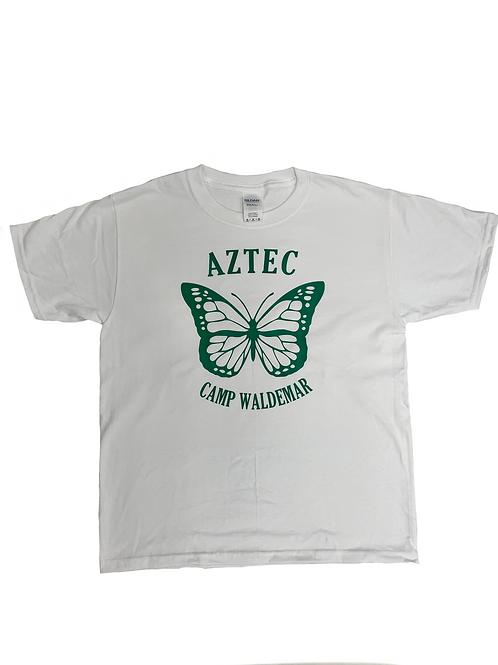 Aztec Butterfly Tee