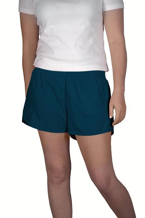 Adult Navy Summer Shorts Plain