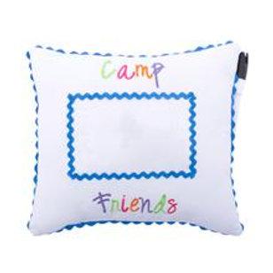 Camp Friends Autograph Pillow