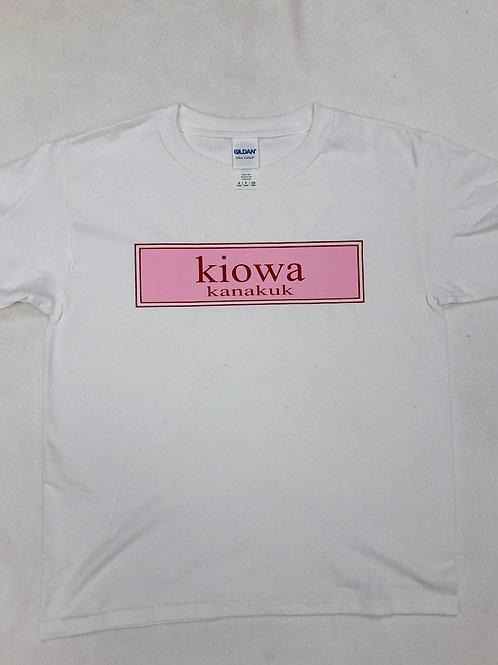 Kiowa (Kanakuk) Prep Design Tee
