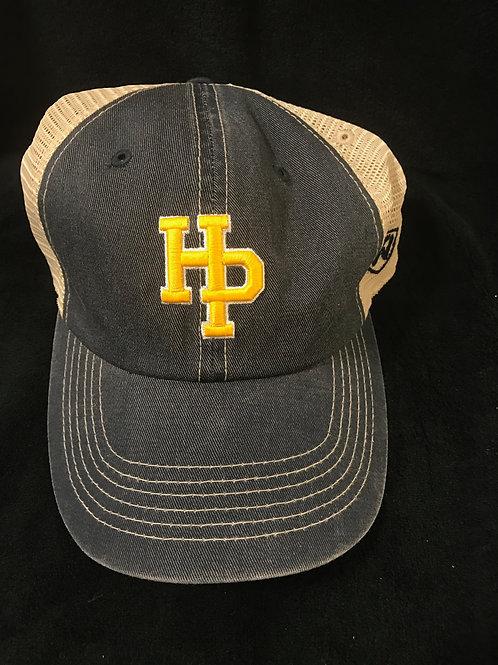 Highland Park Navy Mesh Back Hat