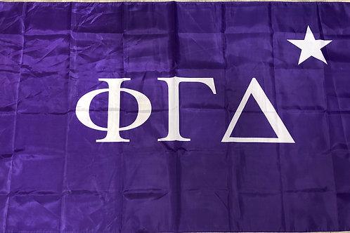 FIJI Fraternity Chapter Flag