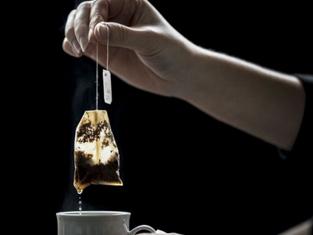 A single tea bag can leak billions of pieces of microplastic into your brew