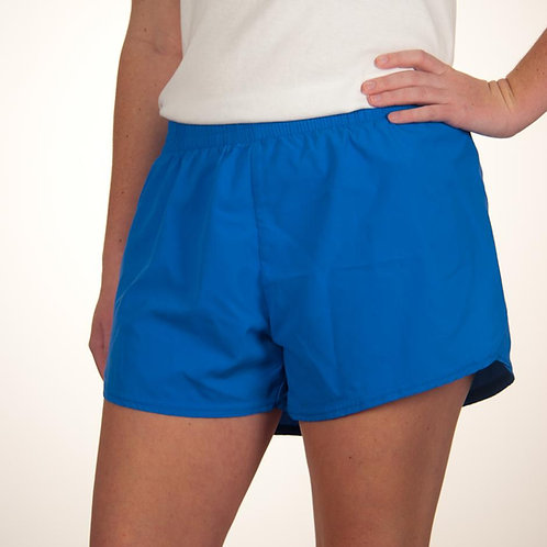 Youth Royal Blue Summer Shorts Plain
