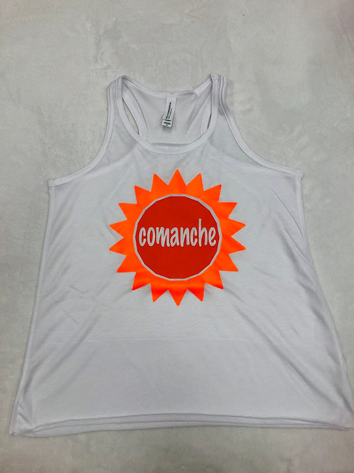 Comanche Sunshine Tank