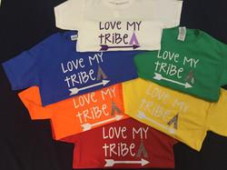 Love My Tribe Tee
