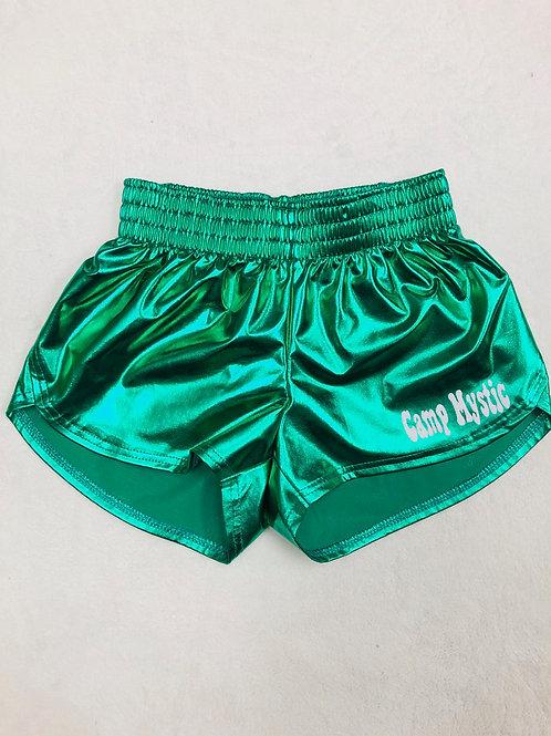 Camp Mystic Metallic Shorts