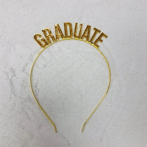 Graduate Sparkle Headband