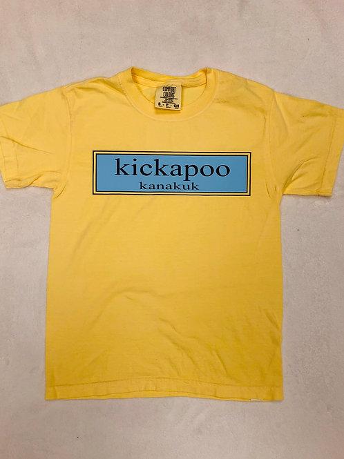 Kickapoo Prep Design Tee
