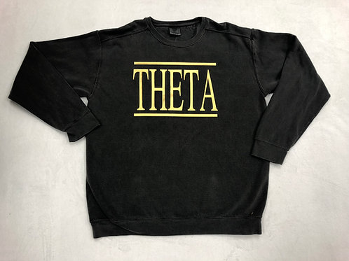 Kappa Alpha Theta Comfort Colors Sweatshirt