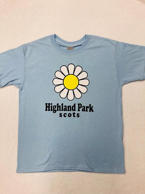 Highland Park Scots Flower Power Tee